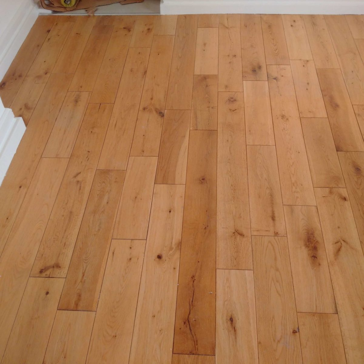 Floor And Stairs Sanding