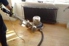 Light-sanding-wood-floor-and-re-varnish-092223