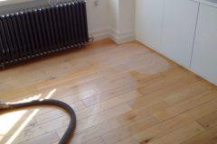 Light-sanding-wood-floor-and-re-varnish-092314