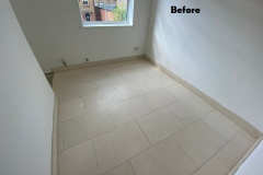 before-Limestone-Floor-and-Grout-Cleaning