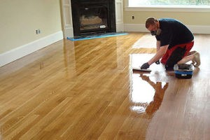 floor sanding and floor polishing London