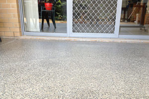 concrete floor polishing London