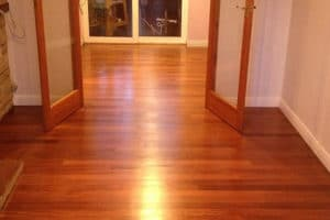 domestic wood floor sanding