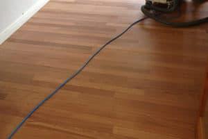 Floor Sanding and Polishing Project