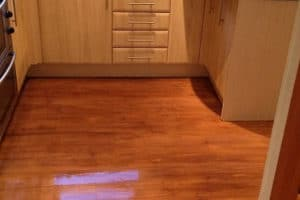 Wood Flooring Project