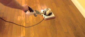 polishing-a-floor
