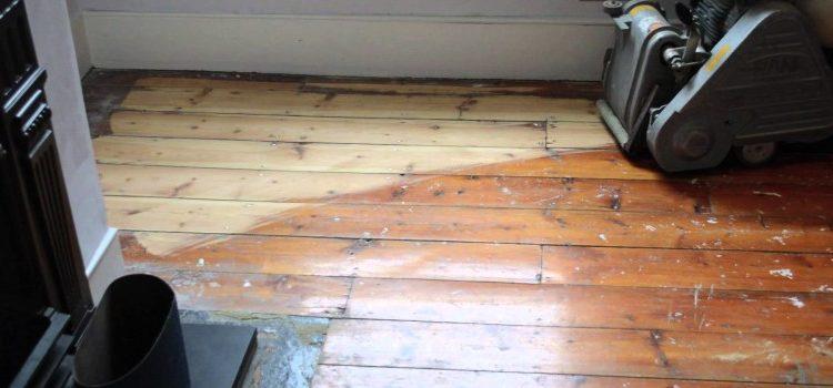 How to prepare your floor for floor sanding