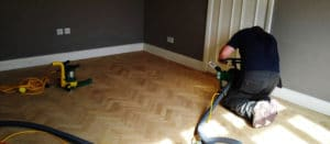 dust free floor sanding london