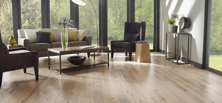 How to restore the floor in 2 hours?