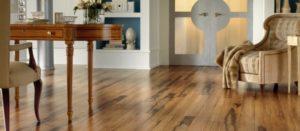 hardwood floor living room