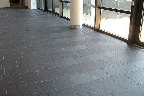 black-slate-floor-tiles