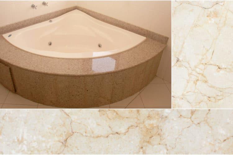 Marble in the bathroom – good or bad idea?