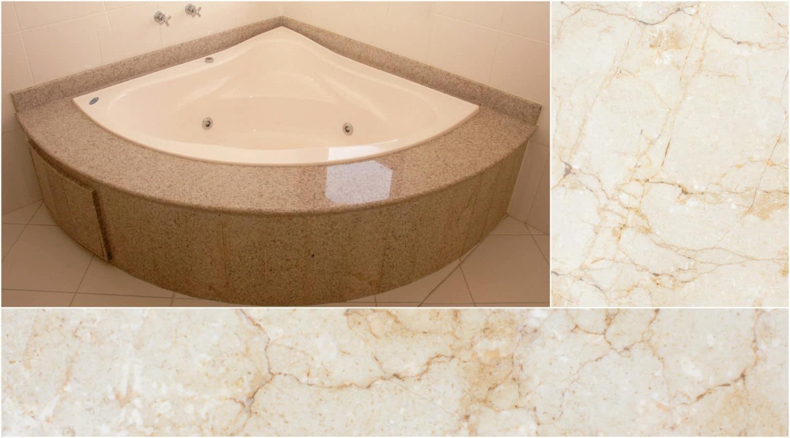 Marble Floor Sanding : Marble in the bathroom by floor sanding polishing