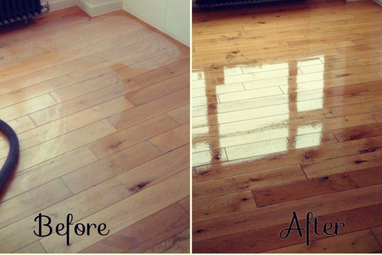 Hardwood floor – wax it or not?