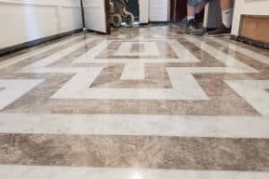 Marble Renovation - Floor Sanding Polishing London