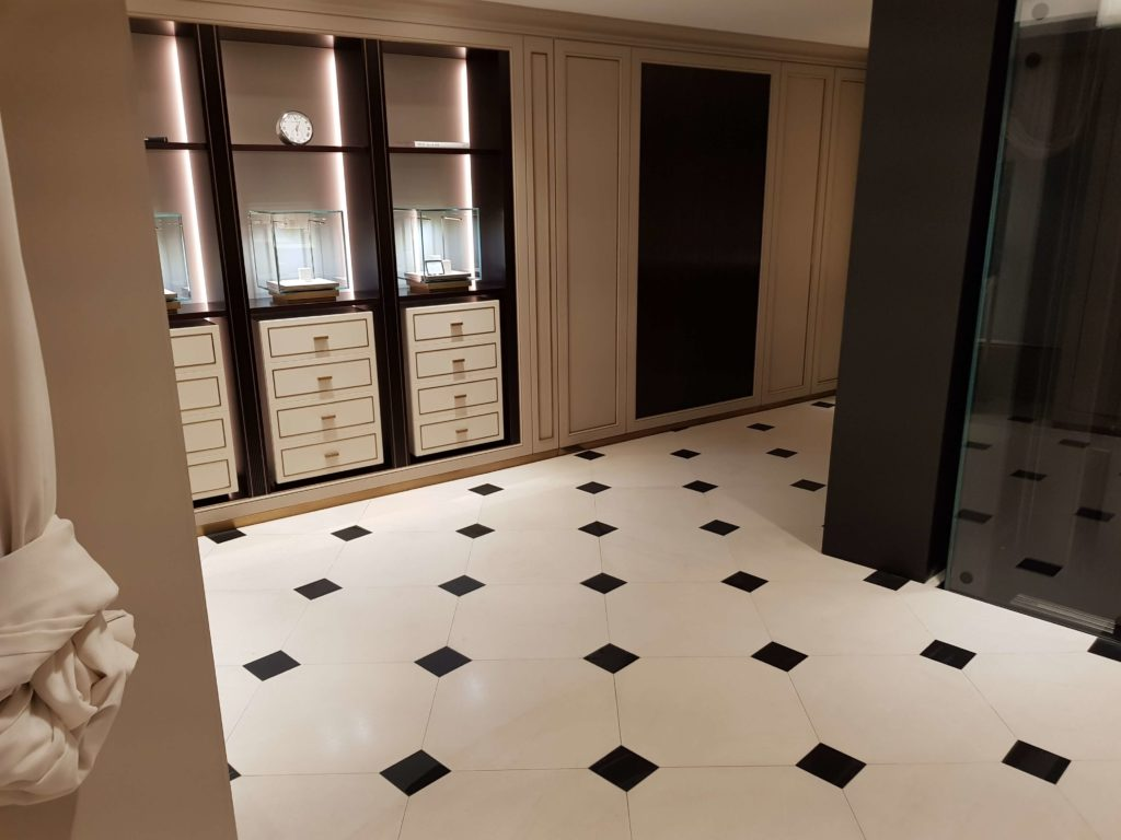 Professional Limestone Tile Cleaning