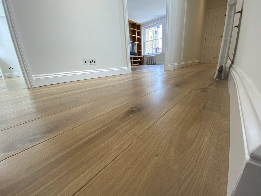 wood floor sanding central london