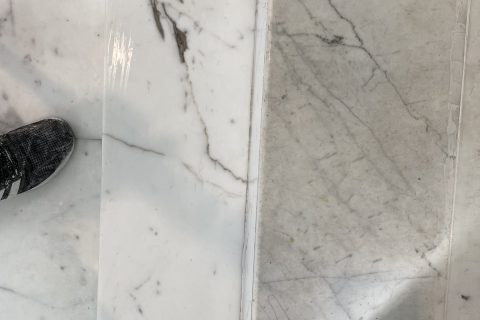 proper stone floor polishing and cleaning