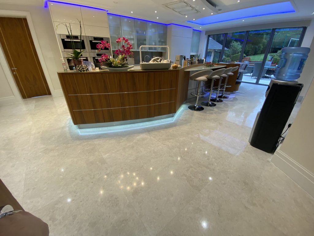 polished stone in dulwich