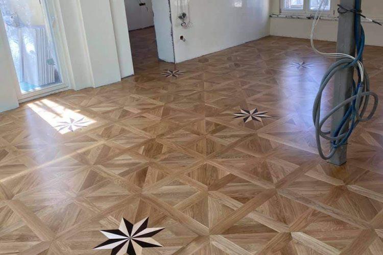 How to clean parquet floor?